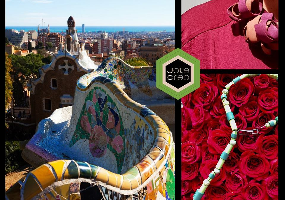 Collane colorate: viaggia con l'esclusiva linea Barcellona limited edition!